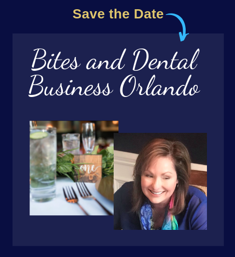Bites and Business Orlando Save the Date Flyer